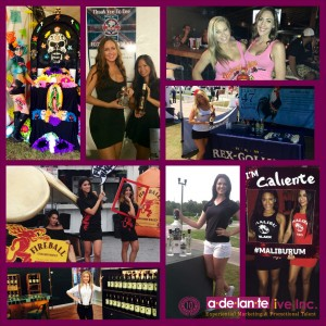 Adelante Live - Liquor Promotions