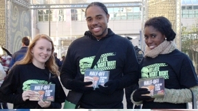 Checkers Street Team 2012
