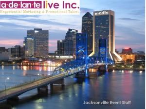 Jacksonville event staff