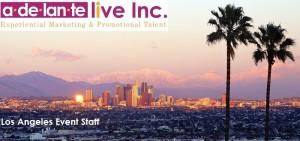 Los Angeles Event Staff