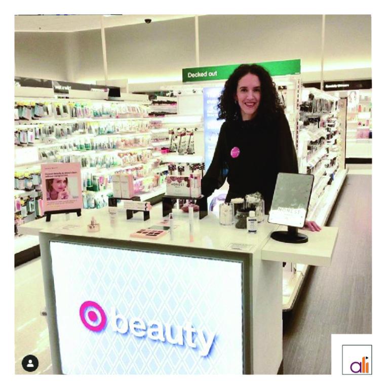 Target & L'Oreal Paris