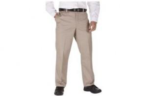 Khaki Pants White Dress Shirt Adelante Live