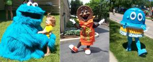 Mascots- Adelante Live Blog